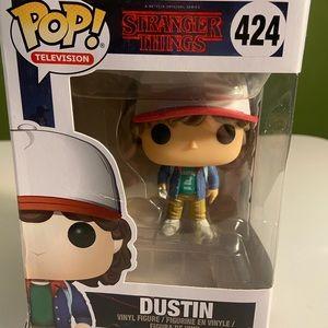 Stranger Things, Dustin.